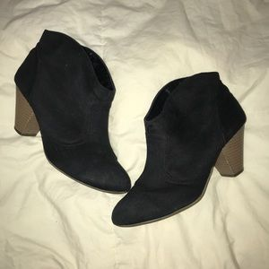 Mission Supply Co Black Ankle Boots